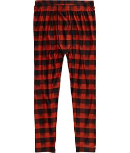 Burton Expedition Baselayer Pants Bitters Buffade Plaid