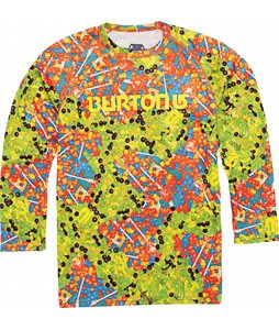 Burton Explorer Crew First Layer Top Candy Camo Print