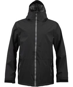 Burton Faction Insulated Snowboard Jacket True Black