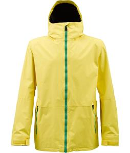 Burton Faction Snowboard Jacket Vibrant Yellow
