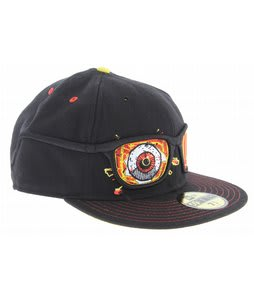 Burton Fa Mark Ward New Era Cap True Black