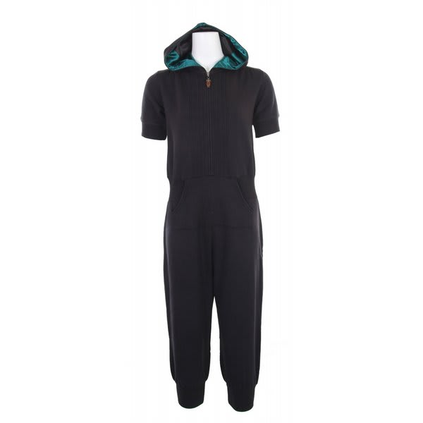 Burton Fast Times Jumpsuit True Black