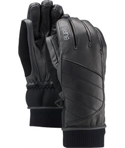 Burton Favorite Leather Gloves True Black
