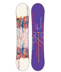 Burton Feelgood Flying V Snowboard 140