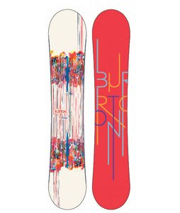 Burton Feelgood Flying V Snowboard 149