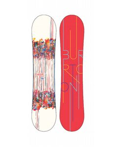 Burton Feelgood Smalls Snowboards 125