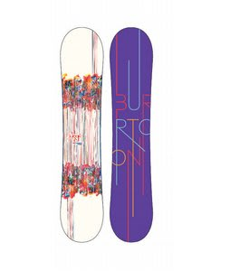 Burton Feelgood Smalls Snowboards 135