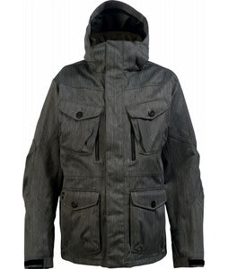 Burton Field Snowboard Jacket True Black