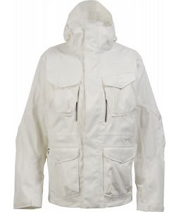 Burton Field Snowboard Jacket Bright White