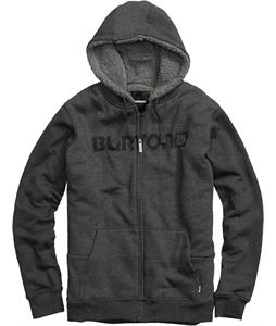 Burton Fireside Full-Zip Hoodie True Black