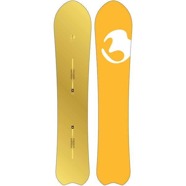 On sale burton fish blem snowboard up to 65 off for Burton modified fish