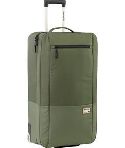 Burton Fleet Roller Travel Bag Olive Texture Block