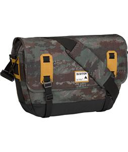 Burton Flint Messenger Bag Canvas Camo 20L