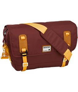 Burton Flint Messenger Bag Crimson 20L
