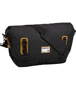 Burton Flint Messenger Bag True Black 20L