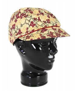 Burton Flora Hat Golden Haze