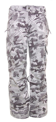 Burton Fly Snowboard Pants Shark Pop Camo