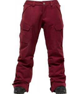 Burton Fly Snowboard Pants Garnet