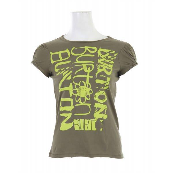 Burton Fly Puckered Burnout T-Shirt