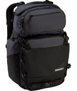 Burton Focus Backpack Blotto Grey