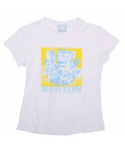 Burton Folk It T-Shirt White