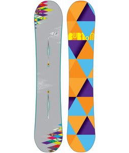 Burton Fortress Snowboard 154