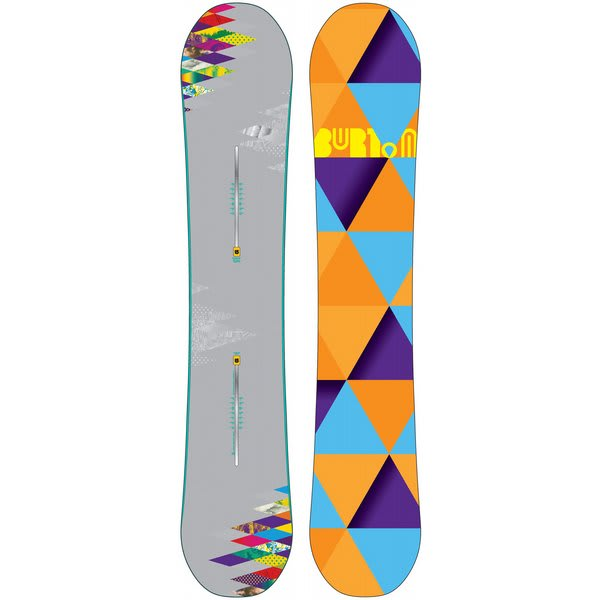 Burton Fortress Snowboard
