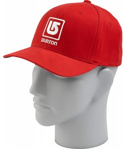 Burton Frathouse Flexfit Cap Cardinal