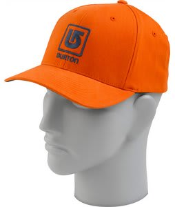 Burton Frathouse Flexfit Cap Orangemen