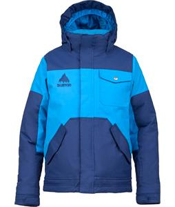 Burton Fray Snowboard Jacket Atlantic/Blue-Ray