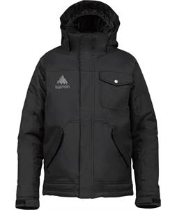 Burton Fray Snowboard Jacket True Black