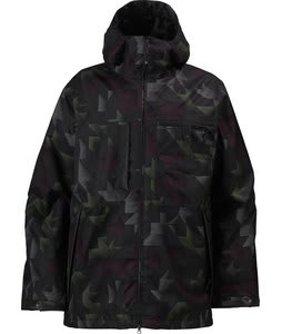 Burton Freemont Snowboard Jacket Blotto Technotron