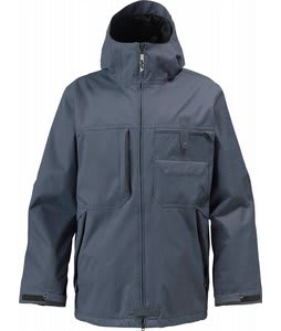 Burton Freemont Snowboard Jacket Galvanized Gray