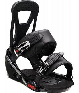 Burton Freestyle Snowboard Bindings Black