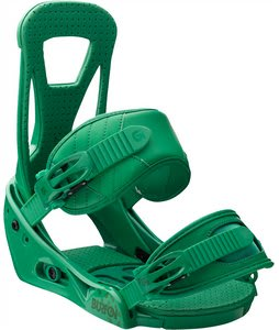 Burton Freestyle Snowboard Bindings Spruce