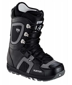 Burton Freestyle Snowboard Boots Black/Charcoal