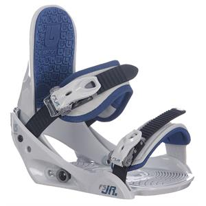 Burton Freestyle Jr Bindings Lt Grey