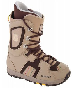 Burton Freestyle Snowboard Boots Tan