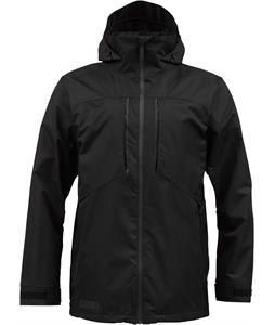 Burton Full Metal Snowboard Jacket True Black