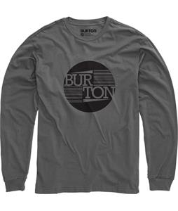 Burton Gamma L/S T-Shirt Charcoal