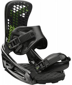 Burton Genesis EST Snowboard Bindings Darkness