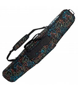 Burton Gig Snowboard Bag True Black Neon Camo 166