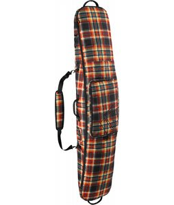 Burton Gig Snowboard Bag Majestic Black Plaid 156cm