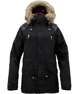 Burton Giselle Snowboard Jacket True Black