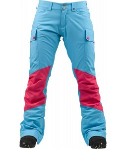 Burton Gloria Snowboard Pants Avatar Colorblock