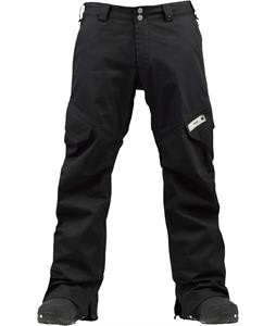 Burton Gmp 2L Fireside Snowboard Pants True Black