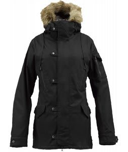 Burton GMP Eleanor Snowboard Jacket True Black