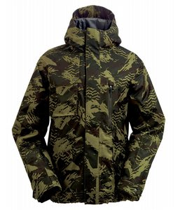 Burton GMP Esquire Snowboard Jacket Resin Camo