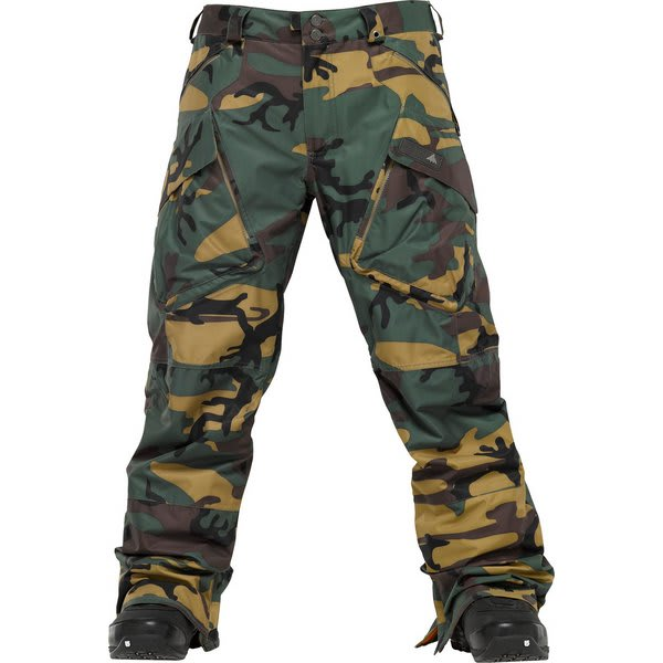 Burton Gmp Hellbrook Snowboard Pants