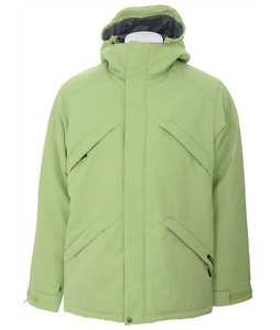 Burton GMP ECO Strapped Snowboard Jacket Gator Green
